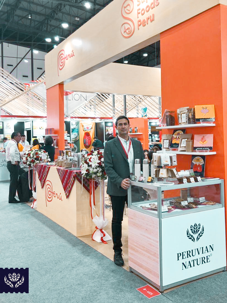 Peruvian Nature at THAIFEX 2019